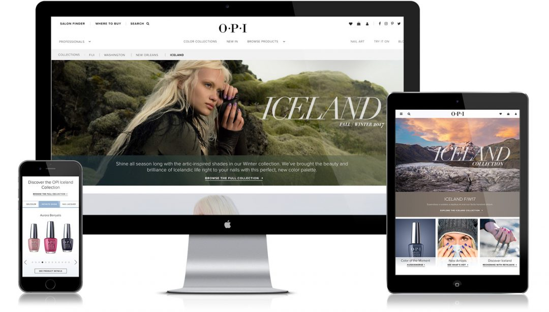 OPI | Creative Director | UX Designer